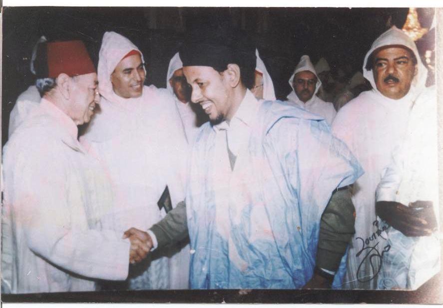 Photo of في ذكرى وفاة المرحوم جمال ولد الحسن..