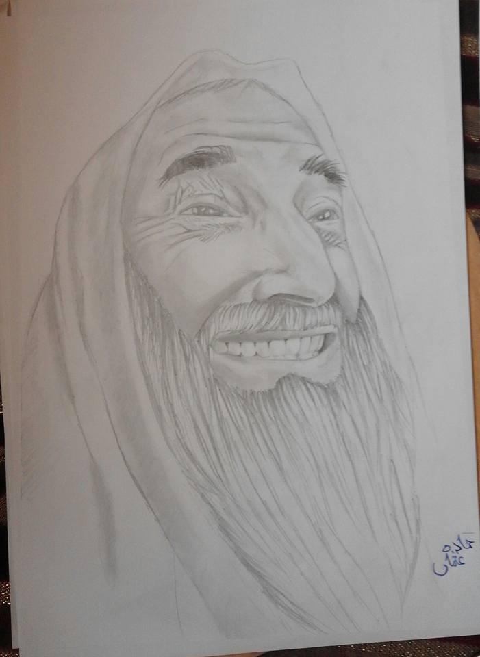 Photo of الشهيد أحمد ياسين رحمه الله