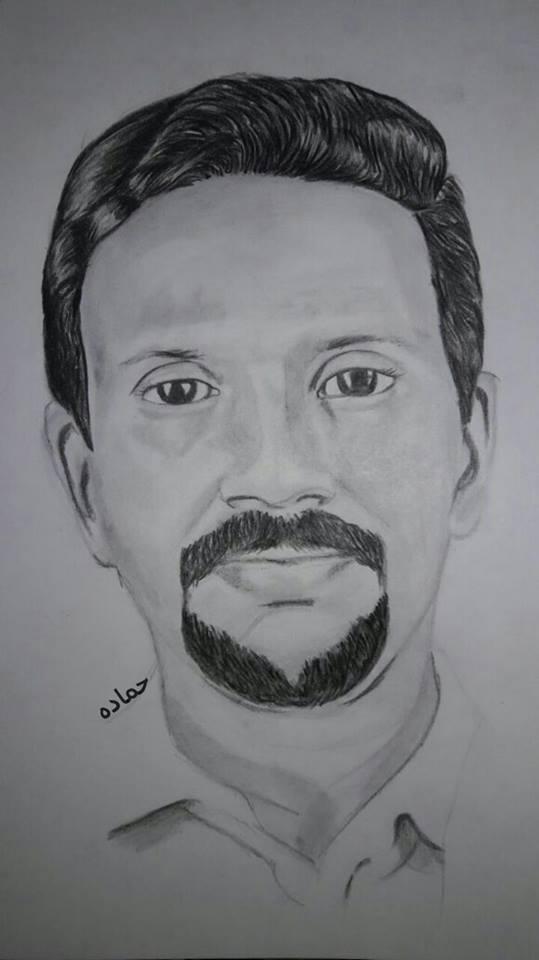 Photo of والدي العزيز / الرسام الصغير حمادة عثمان