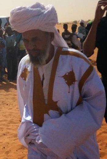 Photo of مما كتب في رثاء الشيخ محمد سعيد (الداه) بن الطلبة رحمه الله
